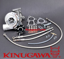 Kinugawa Turbocharger Mitsubishi 4D56T 2.5 TD04L-15T + 50% HP Oil & Water-Cooled
