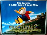 Cinema Poster: STUART LITTLE 2 2002 (Quad) Michael J. Fox