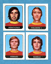 CALCIATORI PANINI 1972-73-Figurina-Sticker n. 430 - CATANZARO -Rec