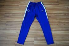 CHELSEA LONDON FOOTBALL TRAINING PANTS SOCCER BLUE COLOR 13-15 YEARS 158-170 cm