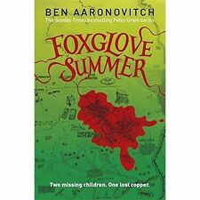 **NEW PB** Foxglove Summer by Ben Aaronovitch (Paperback, 2015)