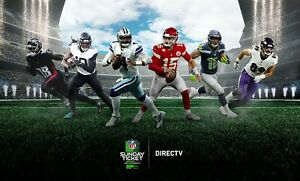 NFL Sunday Ticket MAX(All Reg Season) Redzone! Delivery By 10/24 Kickoff Ap28mvp