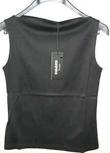 Kimmich Trikot Shirt NEU  4073B schwarz  M+ L über 80 % gespart