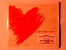 MORRIS ALBERT Cuore cd MIETTA SIGILLATO SEALED!!!