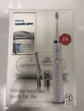 Brand New Philips Sonicare DiamondClean HX9332/10 Electric Toothbrush white
