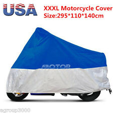 XXXL Motorcycle Cover For Harley Davidson Electra Glide Ultra Classic Waterproof