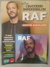 2 DOPPIO CD I SUCCESSI IMPERDIBILI DI RAF TV SORRISI E CANZONI