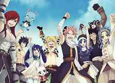 Poster A3 Fairy Tail 03