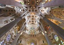 Puzzle 1000 pièces Sagrada Familia, Barcelone (57989)