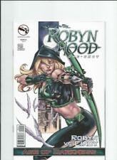 Zenescope Comics Grimm Fairy Tales Robyn Hood Age of Darkness NM-/M 2014
