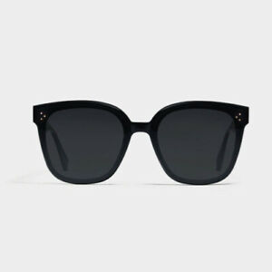 2021 Gentle Monster Sunglasses Rick 01 Black Frame Black Zeiss Lenses