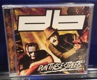 Blaze & ABK - Run These Streets CD SEALED anybody killa drive by twiztid icp mne
