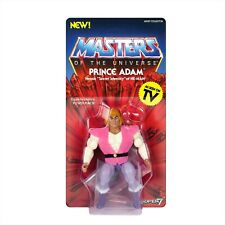 PRINCE ADAM FIGURINE MASTERS OF THE UNIVERSE MOTU VINTAGE COLLECTION SUPER7 14 C