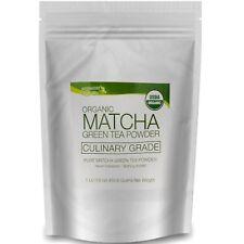 MatchaDNA Organic Culinary Matcha Green Tea Powder 16 oz