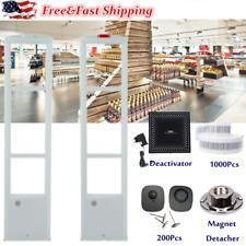 Shop Eas Security Gate Anti-shoplifting Alarm Antenna Systems Security Door