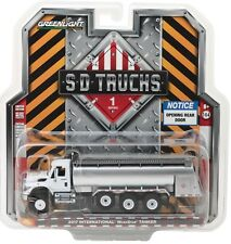 1:64 GreenLight *SD TRUCKS 1* 2017 International WorkStar FUEL TANKER Truck NIP