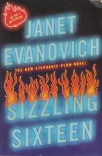 Sizzling Sixteen by Janet Evanovich (Paperback, 2010) AUST SELLER FAST POSTAGE!!