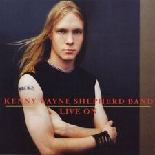 Kenny WAYNE SHEPHERD BAND Live on (1999) [CD ALBUM]