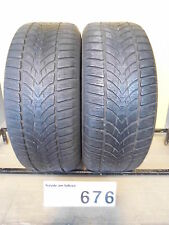 2 x Winterreifen Dunlop SP WinterSport 4D 225/55 R16 95H M+S DOT: 12
