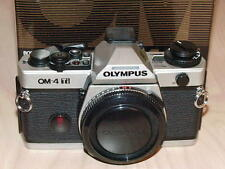 OLYMPUS OM-4Ti CHROME CAMERA BODY NEW IN BOX