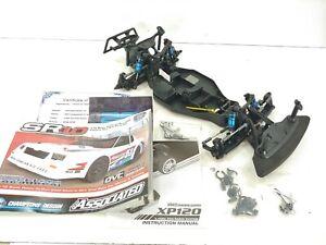 NEW: Team Associated SR10 Dirt Oval Street Stock Roller Slider Chassis 2wd 1/10