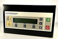 ATLAS COPCO 1900070125 ELEKTRONIKON PROGRAMMED WITH YOUR COMPRESSOR'S SETTINGS