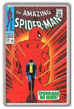 THE AMAZING SPIDER MAN Nº50 FRIDGE MAGNET IMAN NEVERA