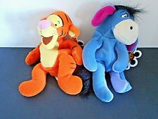 The First Years Pooh Play Pals TIGGER & EEYORE Disney No. 2191 Shake Toys