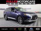 2016 Mitsubishi Outlander ES 2016 Mitsubishi Outlander ES Cosmic Blue Metallic