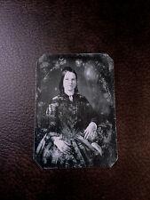 Crisp tintype of Mary Todd Lincoln Civil War  tintype C1001RP
