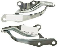 TO1236163 Parts N Go 2006-2012 Toyota RAV4 Driver /& Passenger Side Hood Hinge Left//Right Hand 534200R030