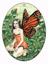 Monarch Butterfly Wings Fairy Air Freshener Freshner Faery Car Fragrance