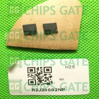 2PCS R2J20602NP Encapsulation:QFN-56,Integrated Driver - MOS FET (DrMOS)