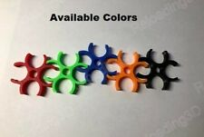 Lee Multi Tube Clip / Clamp for APP, case & bullet feeder - 3D Printed X 2