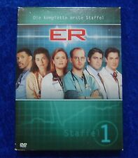 Er, die komplette erste Staffel, DVD Box Emergency Room Season 1