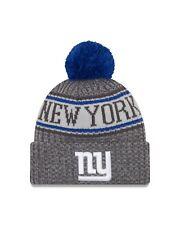 "New York Giants New Era 2018 NFL Sideline Sport Knit Hat  €"" Graphite 37ddf6e6b"