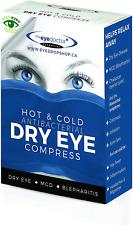The Eye Doctor Essential Hot Eye Compress Heat Bag For Dry Eye Blepharitis