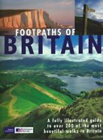 Footpaths of Britain, Author, Parragon, New, Paperback