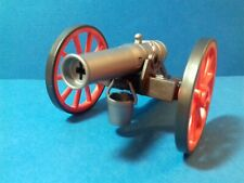 playmobil Chariot canon Sudistes western nordistes ref 3784 3783 3785 L295