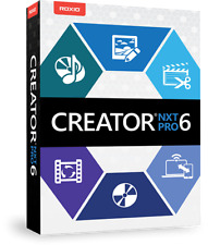 Roxio Creator NXT pro 6 Licence Key-Lifetime Powerful DVD burning