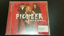 THE BAND PERRY AUTOGRAPHED PIONEER SIGNED TARGET EXCLUSIVE VERSION