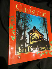 Christmas King James version with pictures by Jan Pienkowski PB 1987