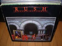 RUSH moving pictures ( rock ) RL