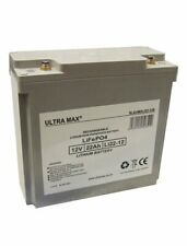 LITHIUM 12V 22AH MOTORSPORT 2.5KG RALLY / COMPETITION / RACING CAR BATTERY
