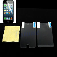 Lot Clear HD Anti Glare Matte Screen Protector Cover Film For Apple iPhone 5S