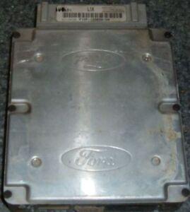 91 Ford Escort Tracer 1.9 SOHC ECU F1CF12A650GA OEM