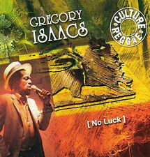 Isaacs, Gregory No Luck CD ***NEW***