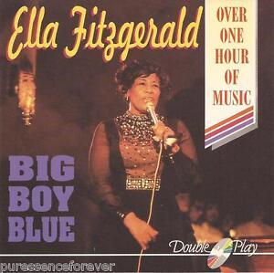 ELLA FITZGERALD - Big Boy Blue (EU 22 Tk CD Album)