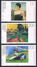 1748 - 1750 ** BRD 1994, Deutsche Malerei