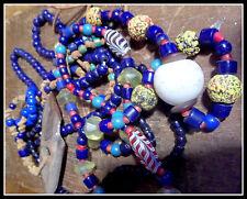 Alaska beadwork ~ Old indian trade beads